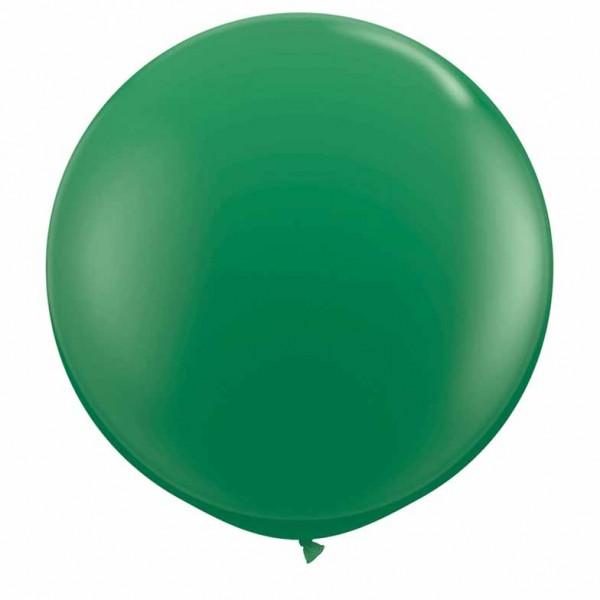 """Qualatex Standard Green (Grün) 90cm 36"""" Latex Riesenluftballons"""
