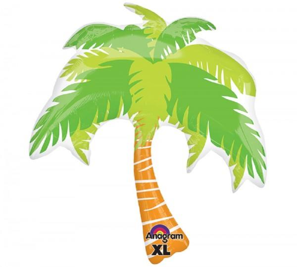 Palm Tree Palme Folienballon 83cm 33''