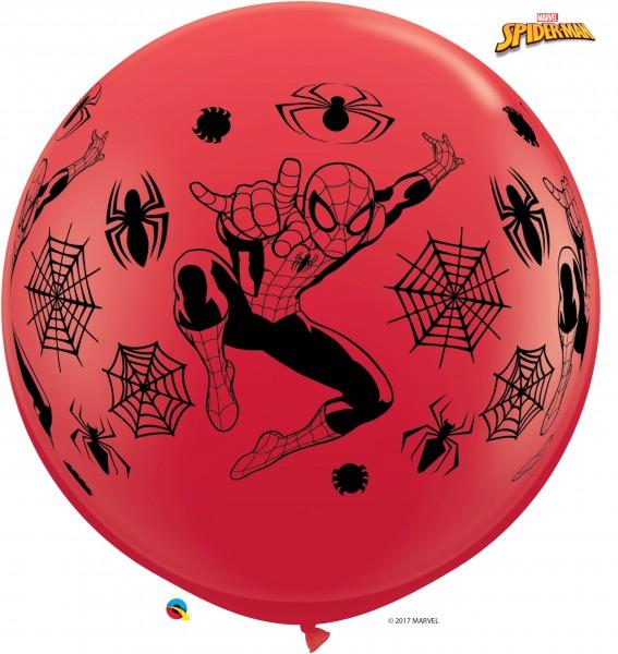 "Riesenluftballon Spiderman 90cm 36"""
