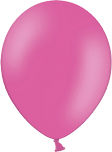"Belbal 010 Pastel Rose Rosa 27,5cm 11"" Latex Luftballons"
