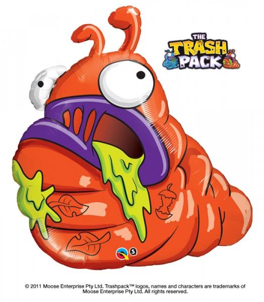 Trash Pack/ Trash a pillar Folienballon