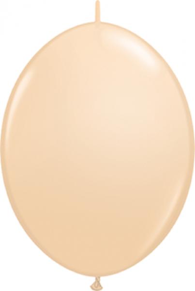 """QuickLink Fashion Blush (Hautfarbe) 30cm 12"""" Latex Luftballons Qualatex"""