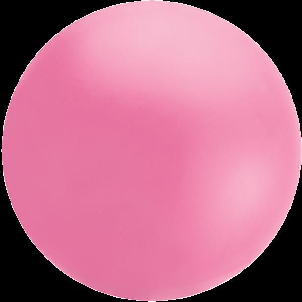Cloudbuster Riesenluftballon Standard Dunkles Pink (Dark Pink) 165cm