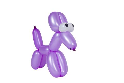 Modellierkunst Hund