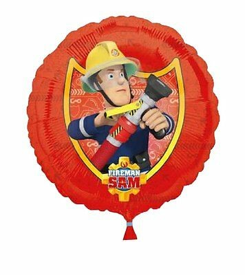 Fireman Sam Folienballon - 45cm