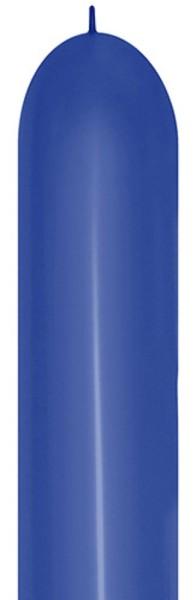Link o Loon 660 Fashion Royal Blue 041 (Blau) Latex Luftballons Sempertex