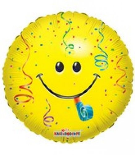 Smiley Party - 45cm
