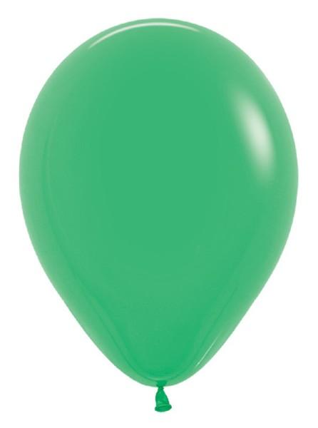 "Sempertex 028 Fashion Jade (Grün) 30cm 12"" Latex Luftballons"