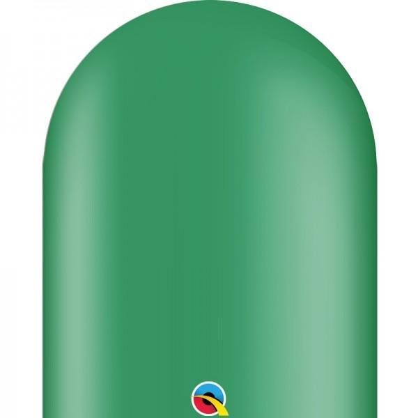Qualatex 646Q Standard Green (Grün) Modellierballons