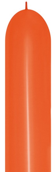 Link o Loon 660 Fashion Orange 061 Latex Luftballons Sempertex