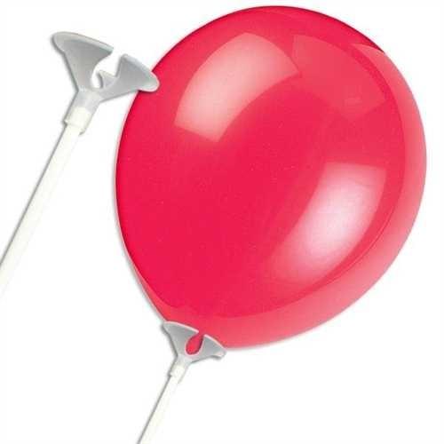 Ballonzubehör - Ballonstäbe und Halterung