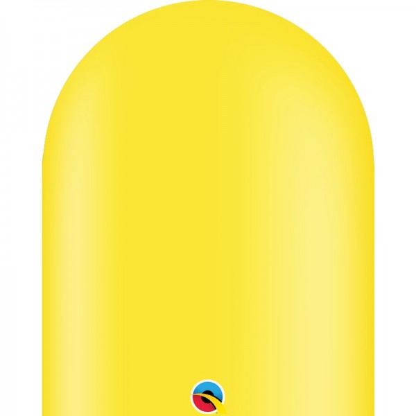 Qualatex 646Q Yellow (Gelb) Modellierballons