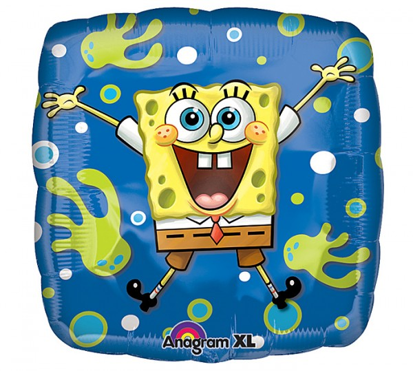Spongebob Folienballon - 45cm