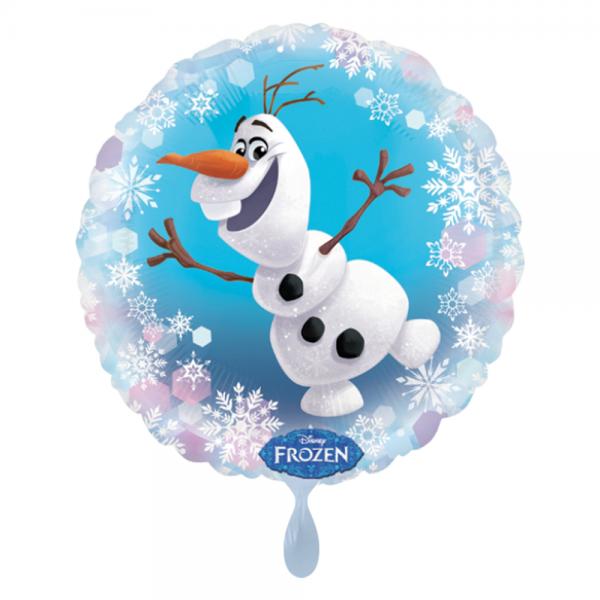 Frozen Olaf Folienballon - 45cm 18''