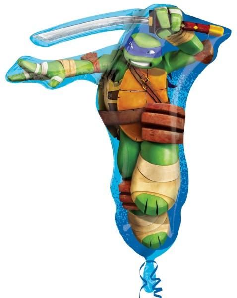 Teenage Mutant Ninja Turtles Leonardo Folienballon - 63 x 71cm