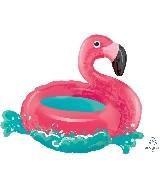 Beach Flamingo - 76cm