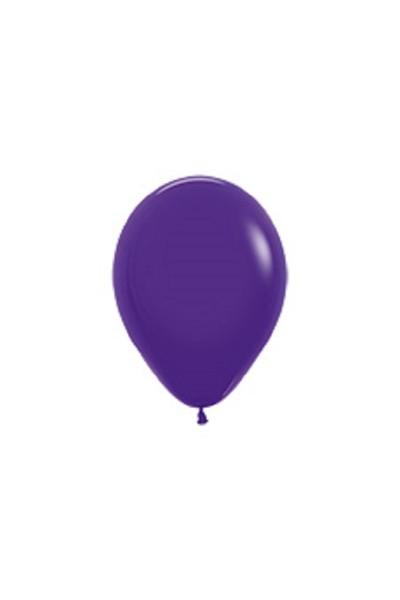 "Sempertex 051 Violet 12,5cm 5"" Latex Luftballons"