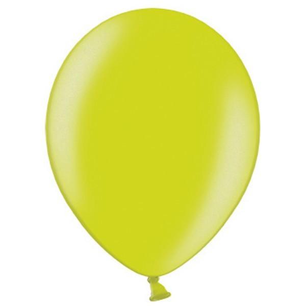 "Belbal 008 Pastel Apple Green Grün 27,5cm 11"" Latex Luftballons"