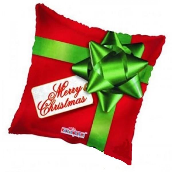 Weihnachtsgeschenk Folienballon - ca 45 cm