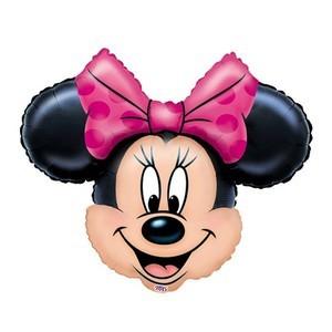 Disney Minnie Maus Folienballon - 71cm