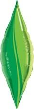 Taper Green Leaf Folienballon - 67,5cm