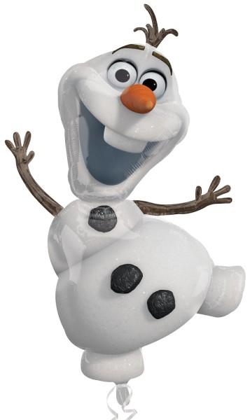 Olaf Frozen Eiskönigin Disney Folienballon - 58 x 68cm