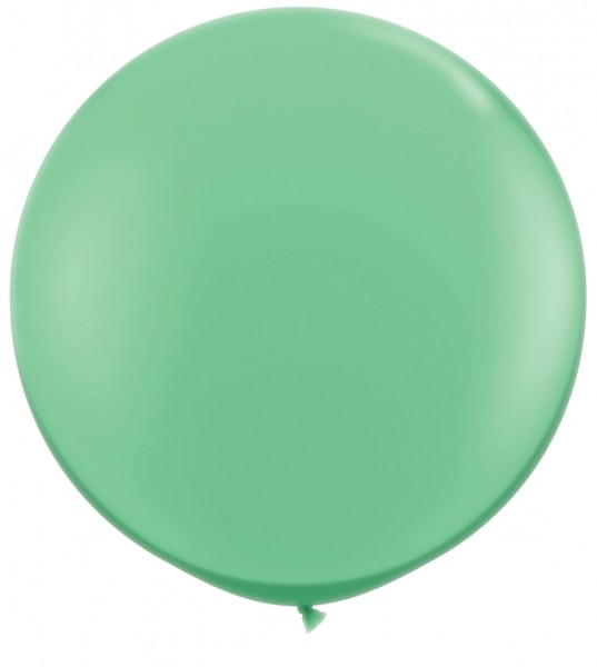"Qualatex Fashion Wintergreen Wintergrün 90cm 36"" Latex Riesenluftballons"