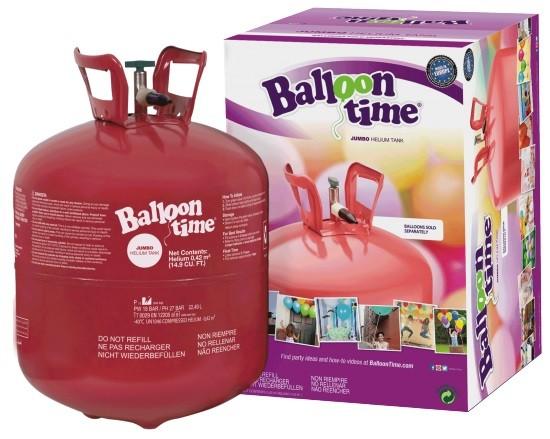 Balloon Time XXL - Ballongas / Helium Tank