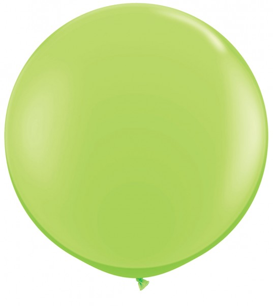 Riesenluftballon Fashion Lime green (hellgrün) 90cm 36""