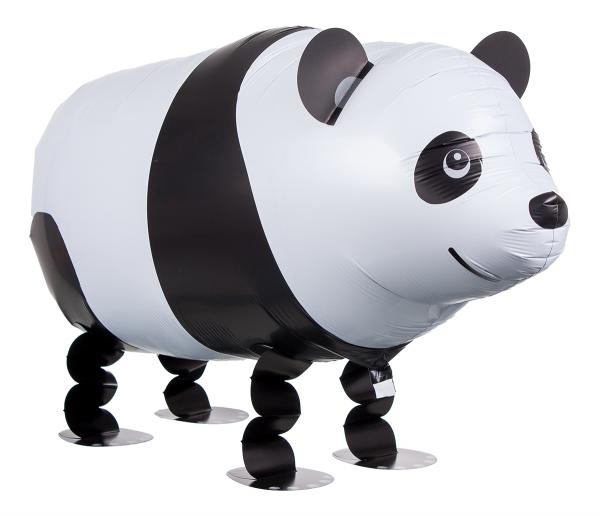 Panda Airwalker Folienballon
