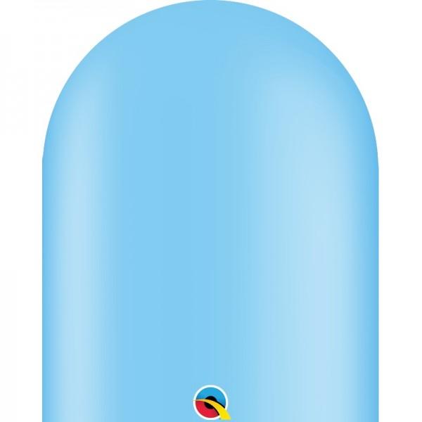 Qualatex 646Q Pale Blue (hellblau) Modellierballons