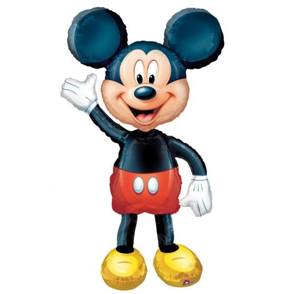 Airwalker Ballon Mickey Maus - 135cm