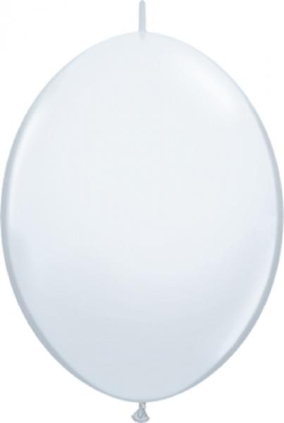 QuickLink Luftballons Standard White - 15cm