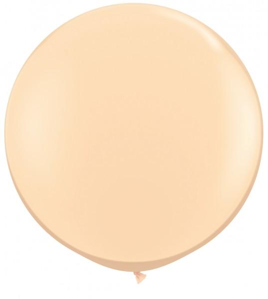 """Qualatex Fashion Blush (Hautfarbe) 90cm 36"""" Latex Riesenluftballons"""