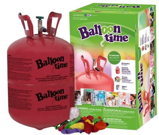 Balloon Time 30 - Ballongas / Helium Set