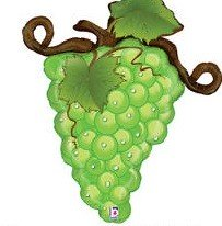Grape Traube Folienballon - 78cm
