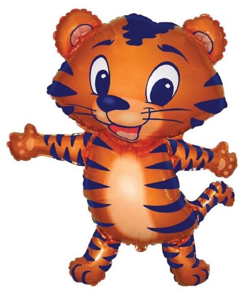 Tiger Club Folienballon - 72 x 92cm