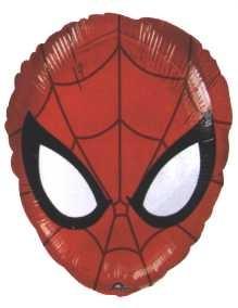 Spiderman Kopf Folienballon - 68cm