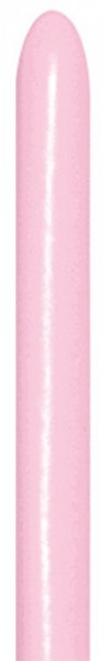 Sempertex Pink 009 260S Nozzle up Modellierballons