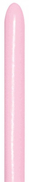Sempertex 009 Fashion Bubblegum Pink 260S Nozzle up Modellierballons