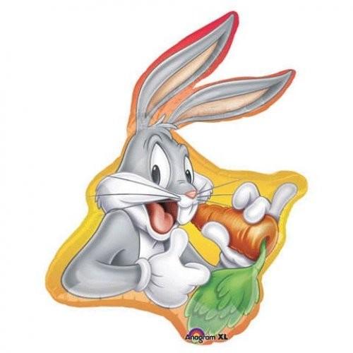 Bugs Bunny Hase Folienballon - 86cm