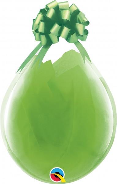 "Verpackungsballons Diamond Clear 45cm 18"" Qualatex Stuffer"