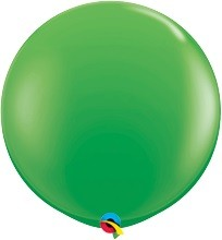 Riesenluftballon Fashion Spring Green (Grün) 90cm