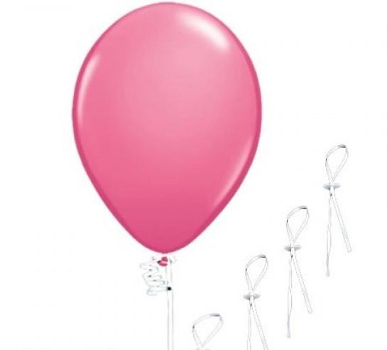 ZIBI Luftballon Schnellverschlüsse - 120cm