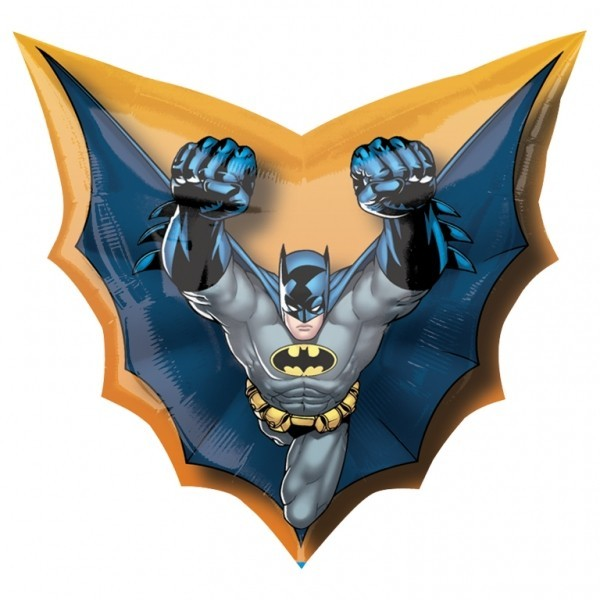 Batman Super Shape Folienballon - 71cm