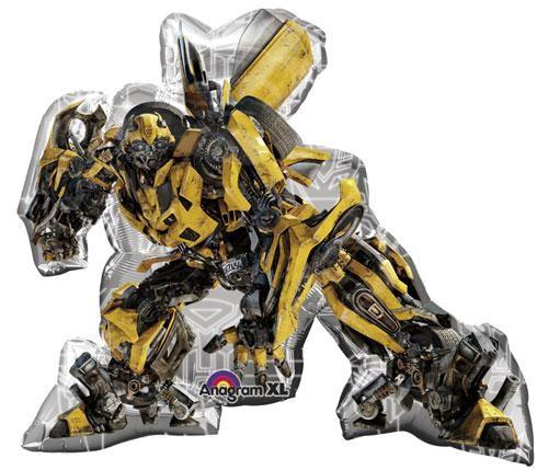 Transformers Bumble Bee Folienballon - 91cm