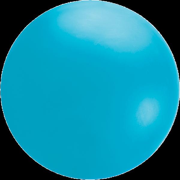 "Cloudbuster Island Blau (Island Blue) 168cm 66"" Qualatex Riesenluftballon"