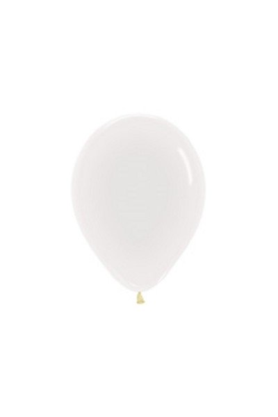 "Sempertex 390 Crystal Clear 12,5cm 5"" Latex Luftballons"