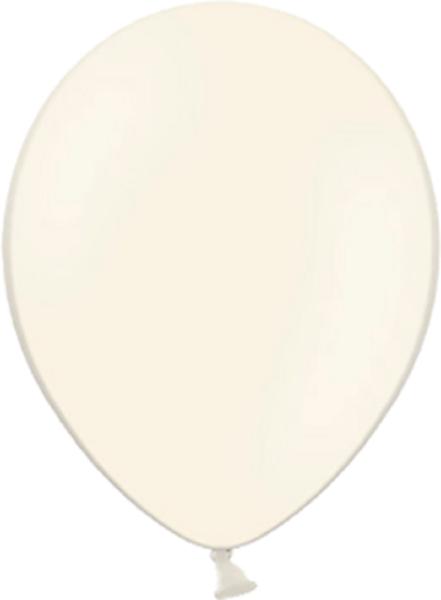 """Belbal 016 Pastel Vanilla Vanille 12,5cm 5"""" Latex Luftballons"""