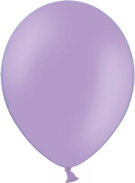 "Belbal Pastel Lavender 009 (Lavendel) 100 St. 27,5cm 11"" Latex Luftballons"